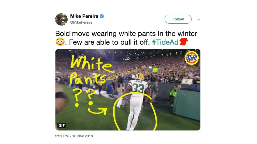 Twitter Highlights Brands' Most Creative Uses of the Platform in 2018