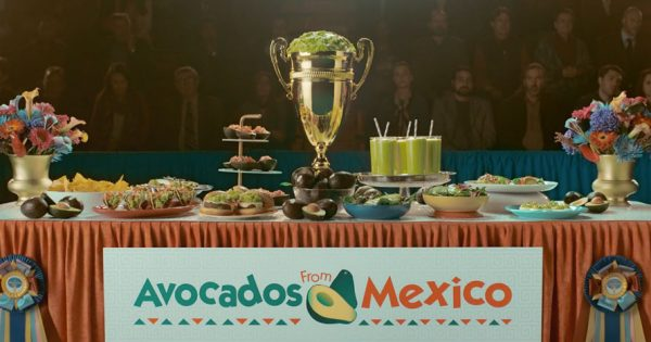 Avocados From Mexico's 30-Second Super Bowl Spot Depicts a Bizarre Dog Show Where Humans are Competing for Guacamole