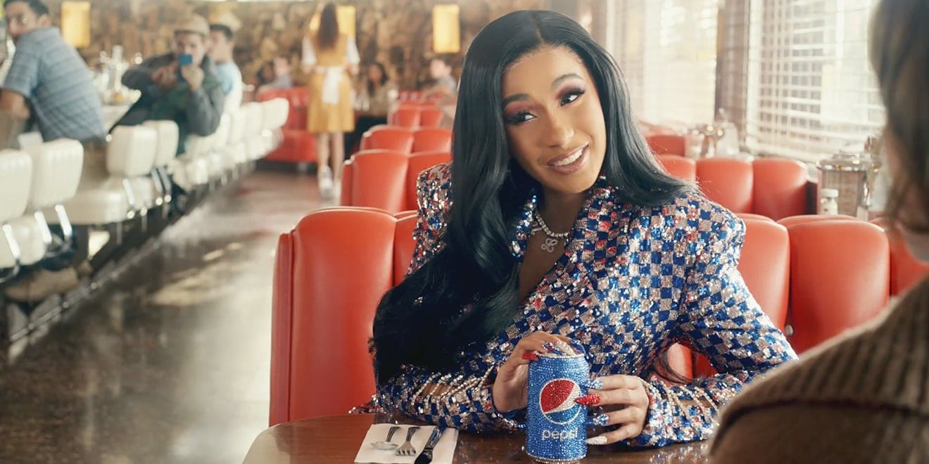 Why Pepsi Put Cardi B, Steve Carell and Lil Jon in a Super