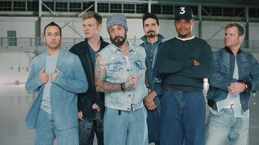 Hear the Backstreet Boys Collaborate With Chance the Rapper in Doritos' Super Bowl Teaser