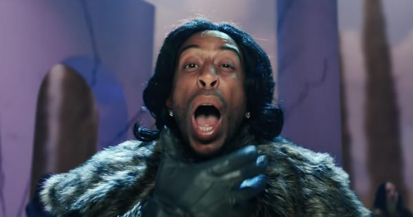 Having a Mercedes Gives This Guy the Power to Summon Ludacris in Its Super Bowl Ad