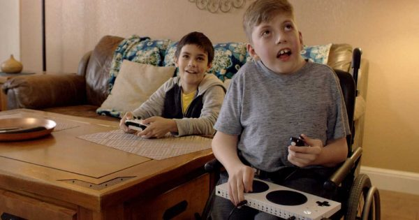 Microsoft Celebrates Disabled Young Gamers in Touching Super Bowl Spot