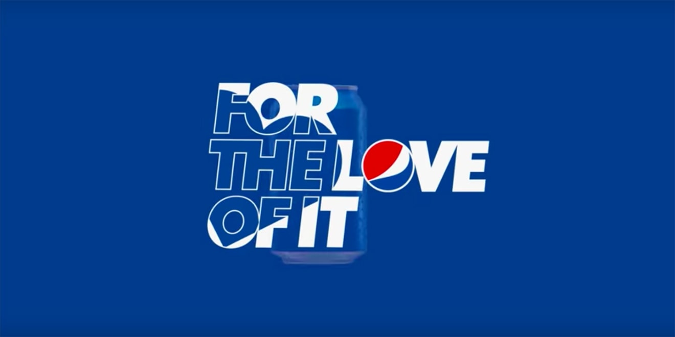 Pepsi Rolls Out a New Tagline and Can Design in More Than