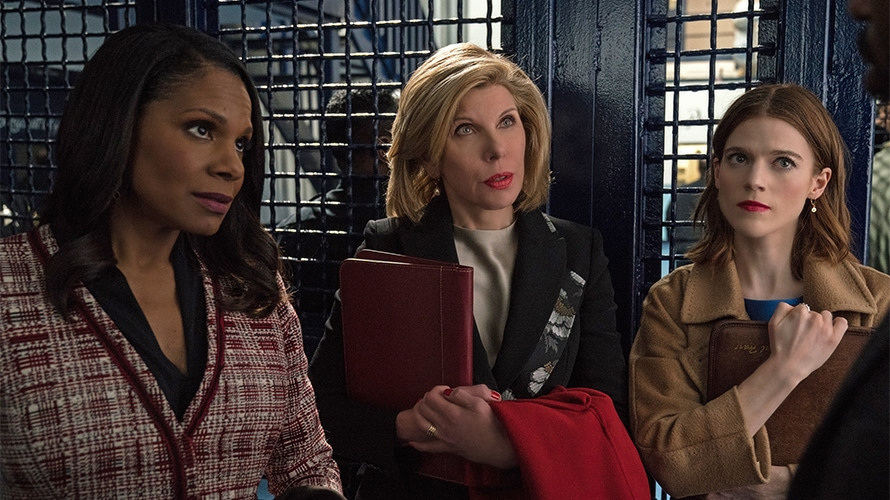 The Good Fight is one of at least nine original series that will air this  year on CBS All Access. c4e63e288