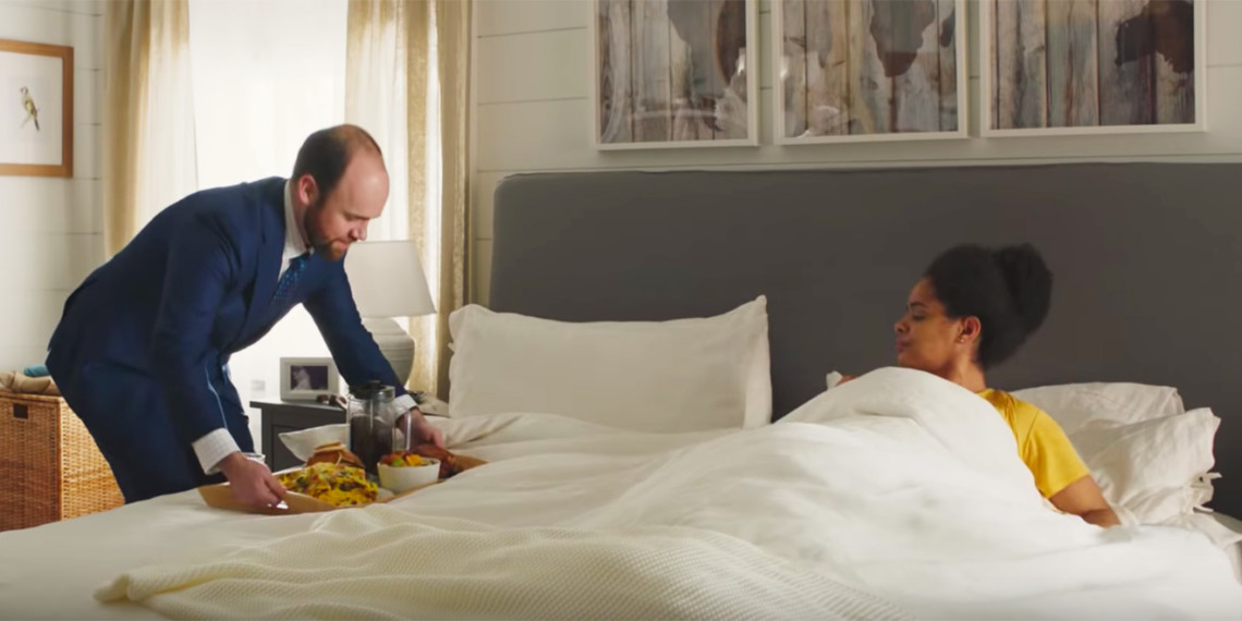 Ikea And Ogilvy Want To Help You Become The Morning Person Youre