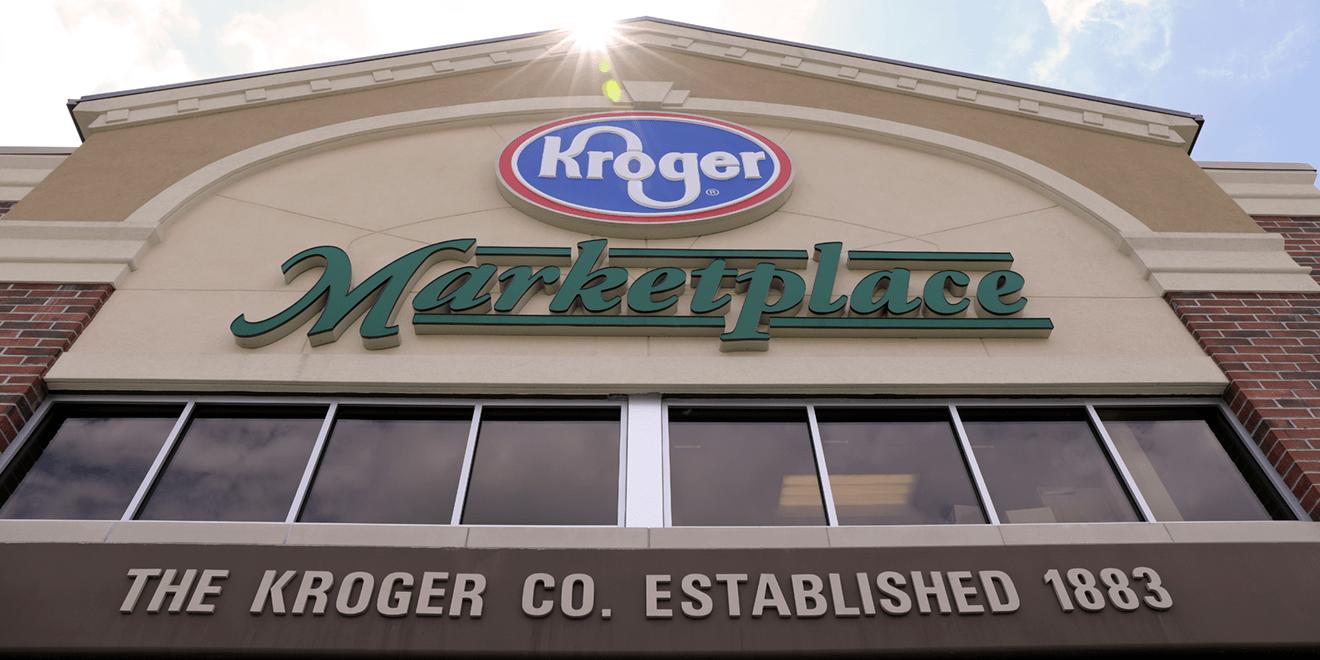 Kroger Marketplace storefront