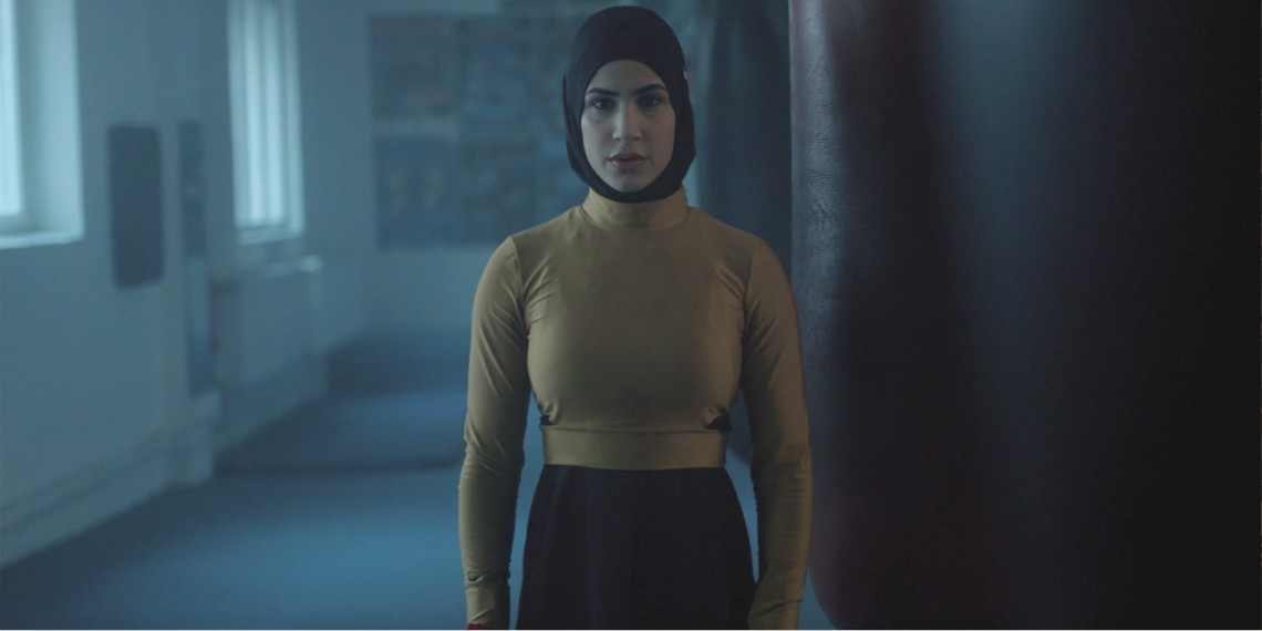 Zeina Nassar led the push for the International Boxing Association to  permit women to wear hijabs. Nike. Share