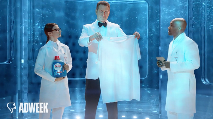 Persil Reveals the Deepest Levels of Its 'Stain Lab' in Super Bowl Spot