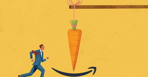 Amazon's New Program Lets Developers Reward Users With Gifts From the Site