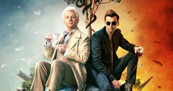 Amazon Prime Video Is Promoting Good Omens at SXSW by Celebrating the Apocalypse