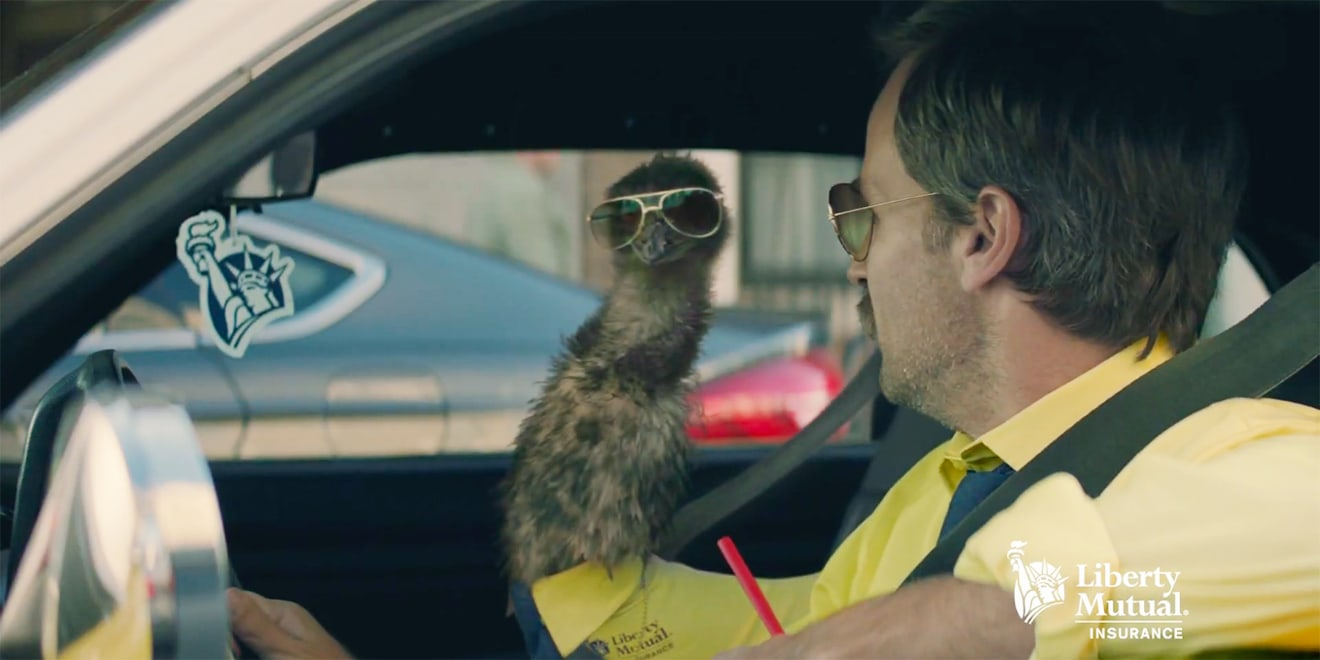 Liberty Mutual Gets Into the Insurance Mascot Game With the Duo of