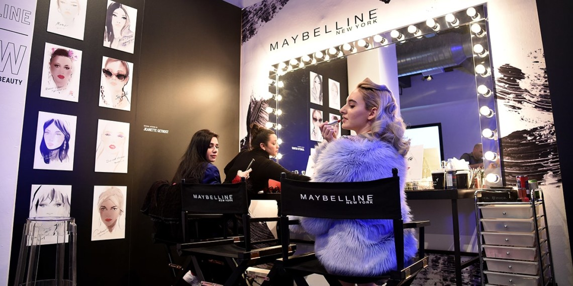 Why Maybelline New York and New York Fashion Week's Partnership Continues to Work, 10 Years On