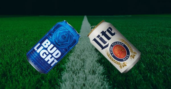 Miller Lite Fires Back at Bud Light's Super Bowl Spot With Full-Page New York Times Ad