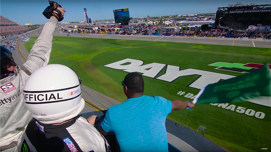 Nascar Hopes Marketing a New Generation of Drivers Can Lure