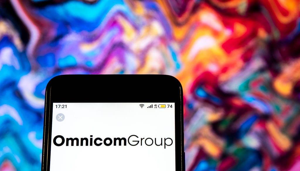 Omnicom Stock Down Following Report of Fourth-Quarter ... Omnicom Shares