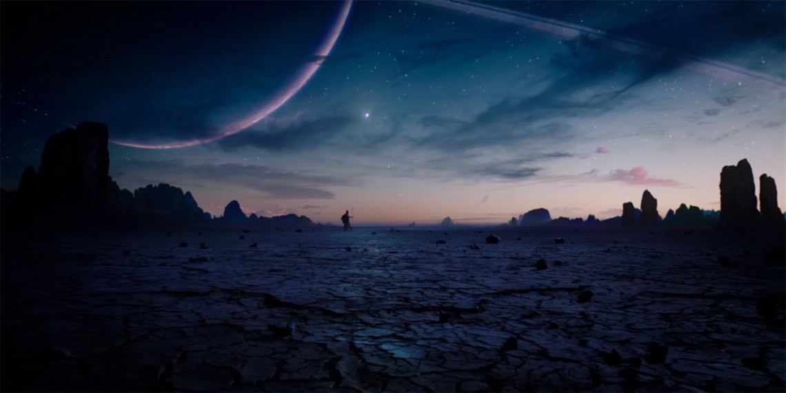 Ridley Scott's Visual Odyssey for Hennessy Is a Gorgeous Exploration of Other Worlds