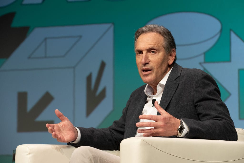 Starbucks Founder Howard Schultz Shares 4 Key Insights About Brand Purpose at SXSW