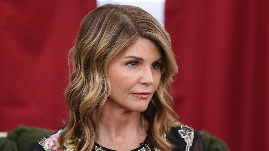 Hallmark Channel Cuts Ties With Lori Loughlin After Arrest In