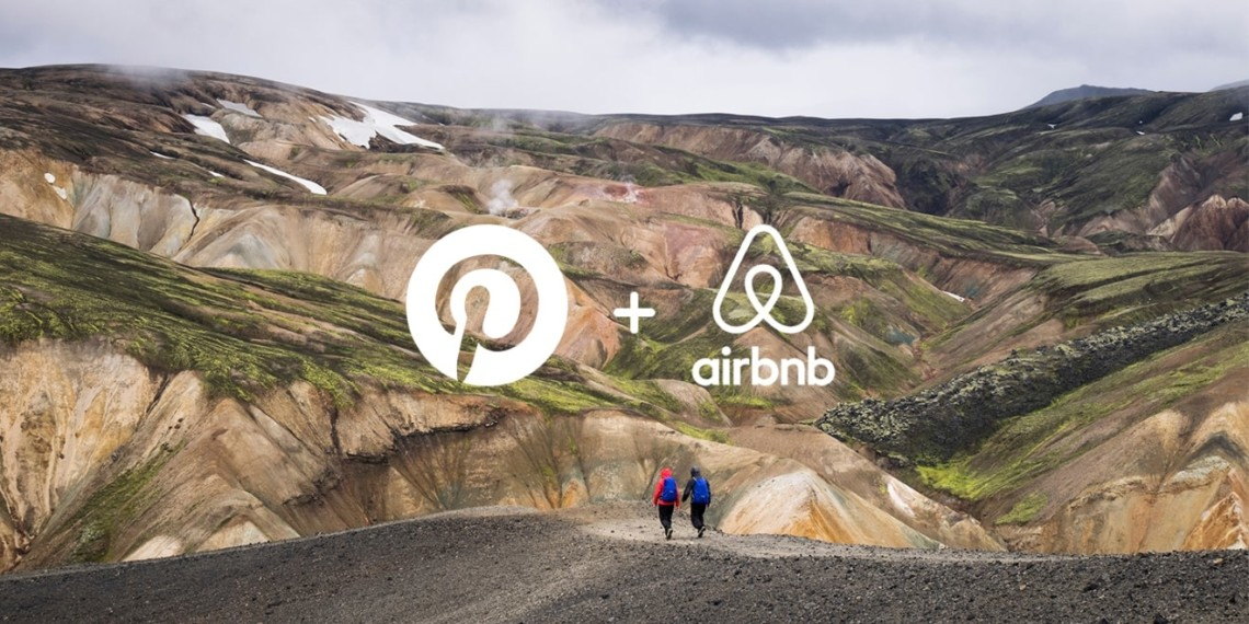Pinterest and Airbnb Teamed Up on a Spring and Summer Travel Guide