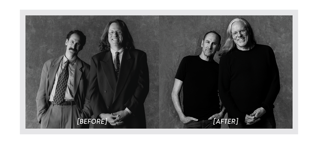 Jeff Goodby and Rich Silverstein Will Be 2019's Cannes Lions Lifetime Achievement Honorees