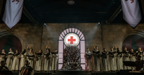 To Enter Westeros, SXSW Attendees Must Bleed: Go Inside Giant Spoon's Game of Thrones Experience