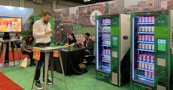 Forget About Quarters, This Beer Vending Machine at SXSW Only Accepts Cryptocurrency