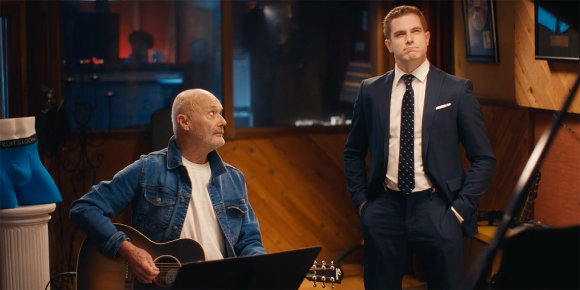 The Office's Creed Bratton Revisits His Music Roots to Write Some Crappy Underwear Jingles