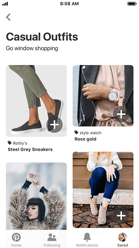 e439603fe Pinterest Adds a Series of New Updates to Make the App More of a ...