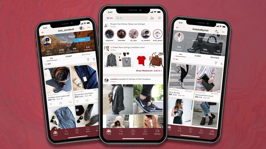 Poshmark Rolls Out a New Tool to Make It Easier to Collect