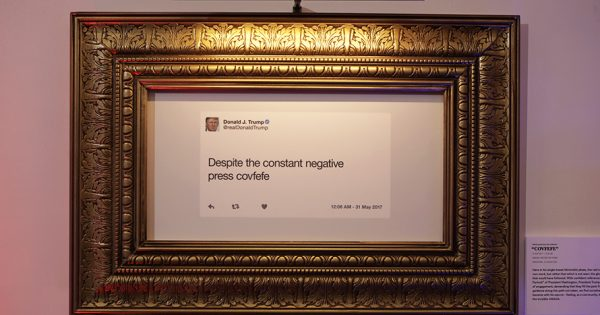 Why Comedy Central Keeps Bringing Its Presidential Library of Trump's Tweets to Life