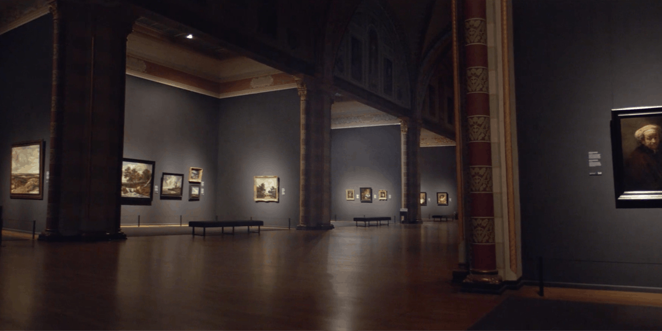 ING and JWT Amsterdam Resurrect Rembrandt With an AI-Powered Voice