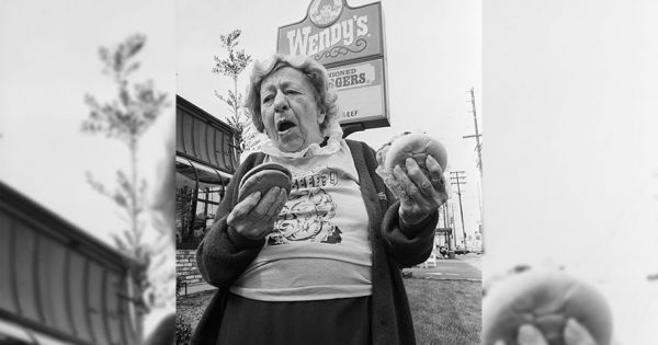 Over 3 Decades Ago, Wendy's Made History With 'Where's the Beef?'