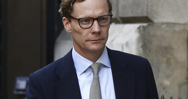 Ad Industry Critiques Cannes Lions' Choice of Cambridge Analytica CEO as Featured Speaker