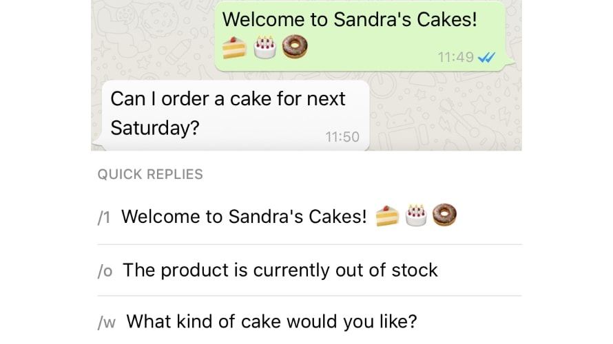 The WhatsApp Business App Is Now Available for the iPhone