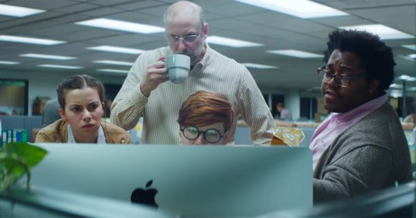 Apple's Ad About a Scrappy Group of Coworkers Is Honestly Better Than Most Sitcoms