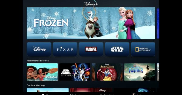 Disney Unveils Release Date, Price And Content Lineup For