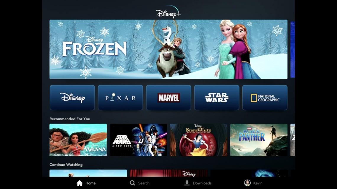 Disney Plus Deutschland Release