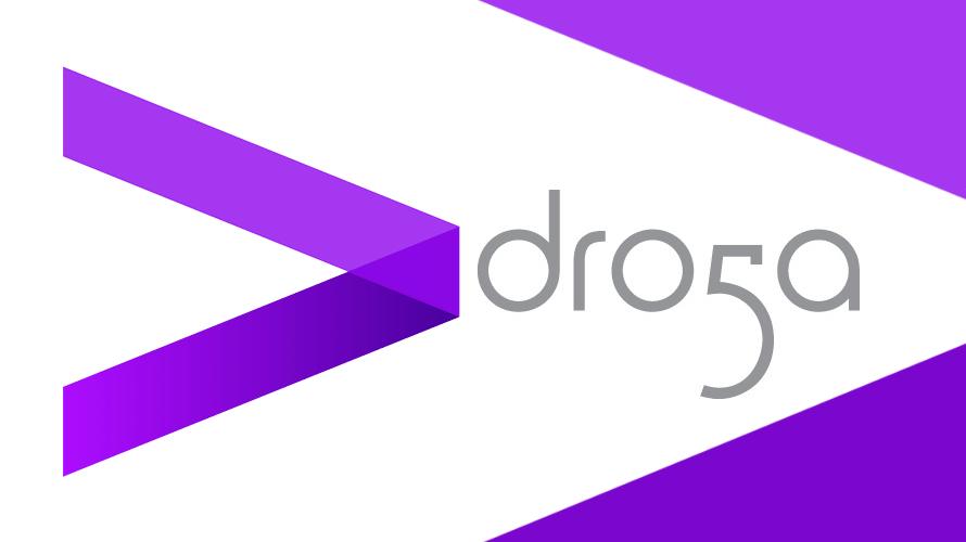 Droga5 and Accenture logos