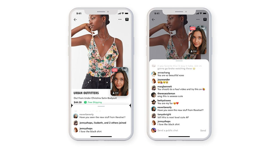 Dote, the Shopping App Popular With Gen Z, Is Rolling Out a Live
