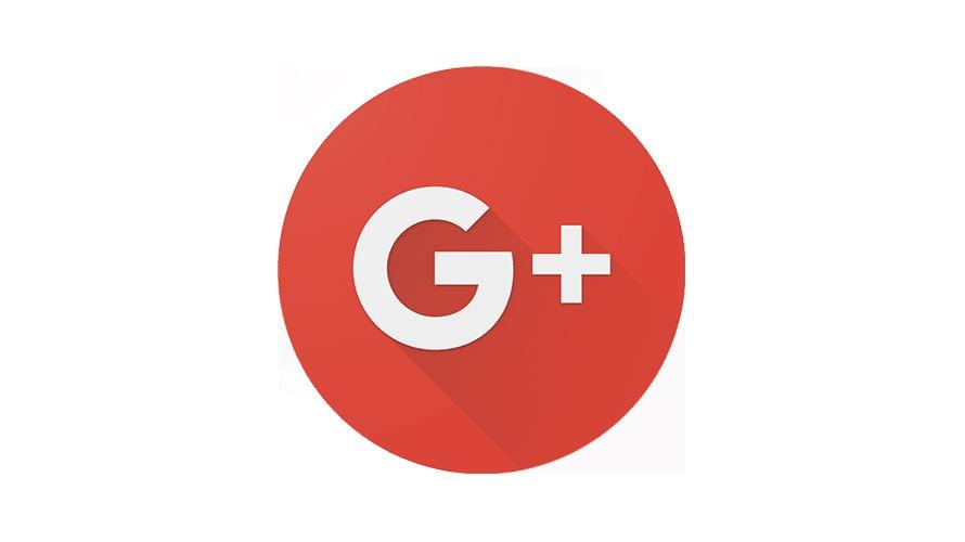 the google plus logo