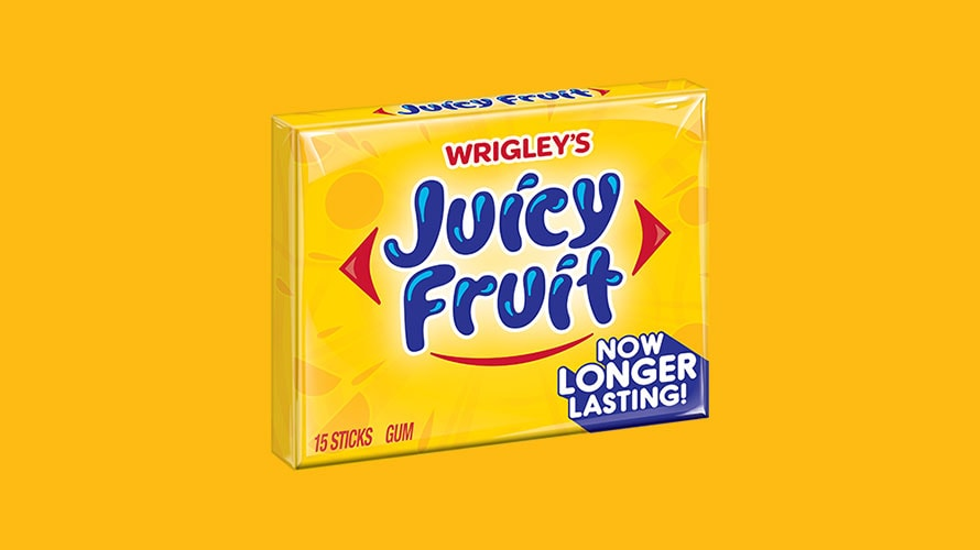 Juicy Fruit Wants Consumers to Choose a New Version of Its
