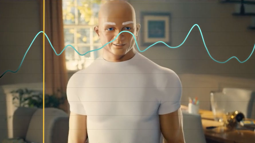 Mr. Clean from the a super bowl commercial in 2017