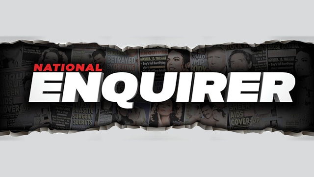 National Enquirer and Sister Publications Sold to Owner and CEO of Hudson News, James Cohen