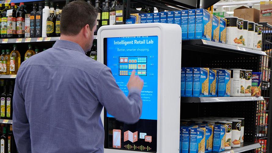 Walmart's Intelligent Retail Lab Will Test AI in Brick and Mortar