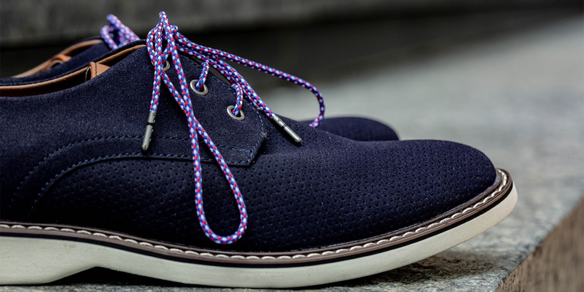 Menswear Brand Whiskers Hopes to Woo Dressy Dudes Into Accessorizing With Luxury Shoelaces