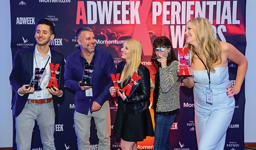 The Best Shots From Adweek Elevate: Creativity and the Adweek Experiential Awards