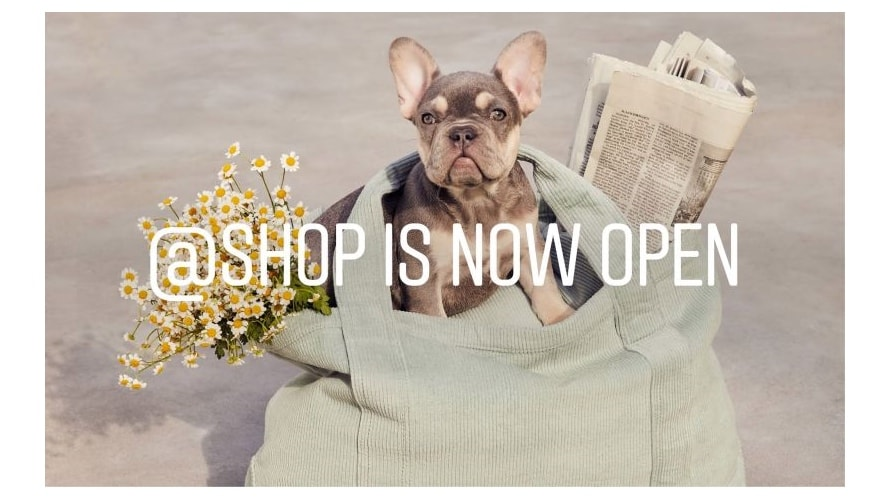 Instagram Created an @shop Account to Promote Small Businesses and Their Products
