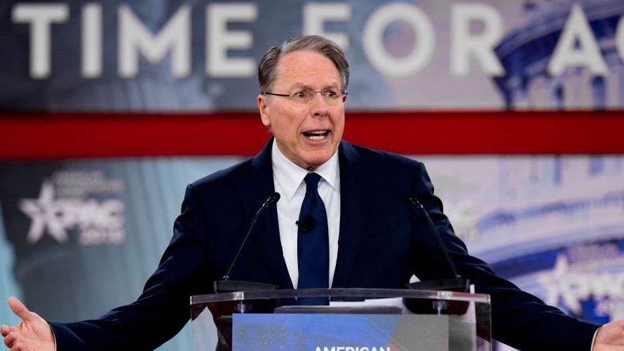 NRA Files Second Lawsuit Against Ackerman McQueen, Seeking $40 Million for Alleged 'Coup' Attempt