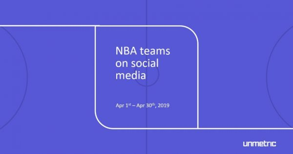 The Golden State Warriors Came Out and Played on Facebook, Twitter, Instagram in April