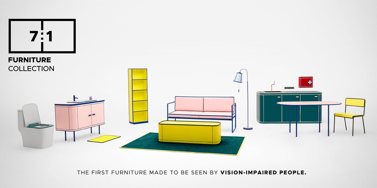 How A Minimalist Furniture Line Was Designed Specifically For The